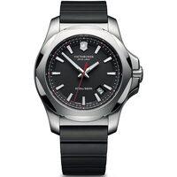 Relojes & Joyas Hombre Relojes analógicos Victorinox 241682.1, Quartz, 43mm, 20ATM Plata