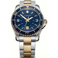 Relojes & Joyas Hombre Relojes analógicos Victorinox 241789, Quartz, 43mm, 10ATM Plata