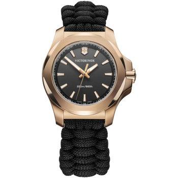 Relojes & Joyas Mujer Relojes analógicos Victorinox 241880, Quartz, 37mm, 20ATM Oro