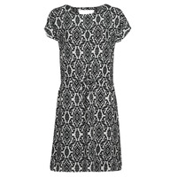 textil Mujer Vestidos cortos Only ONLNOVA Blanco / Negro