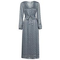 textil Mujer Vestidos largos Only ONLMADDI Marino