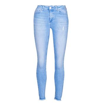 textil Mujer Vaqueros slim Only ONLBLUSH Azul / Claro