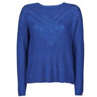 textil Mujer Jerséis Only ONLTRIXIE Azul