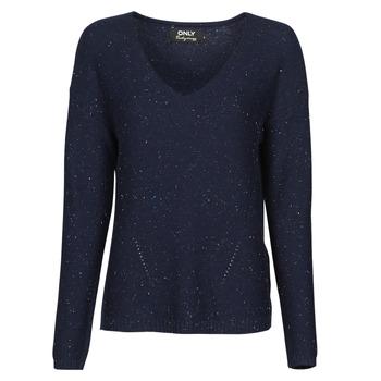 textil Mujer Jerséis Only ONLJOLIE Marino