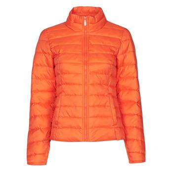 textil Mujer Plumas Only ONLNEWTAHOE Naranja