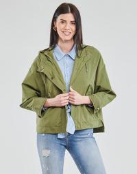 textil Mujer Parkas Only ONLELLA Kaki