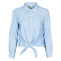 textil Mujer Camisas Only ONLLECEY Azul