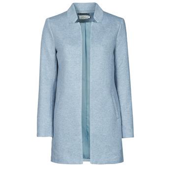 textil Mujer Abrigos Only ONLSOHO Azul
