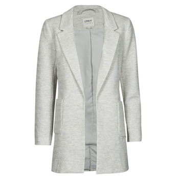 textil Mujer Chaquetas / Americana Only ONLBAKER-LINEA Gris