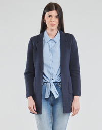 textil Mujer Chaquetas / Americana Only ONLBAKER-LINEA Marino