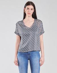 textil Mujer Tops / Blusas Only ONLMADDI Marino