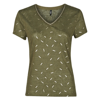 textil Mujer Tops / Blusas Only ONLSTEPHANIA Kaki