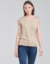 textil Mujer Tops / Blusas Only ONLHARPER Beige