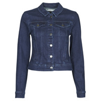textil Mujer Chaquetas denim JDY JDYNEWWINNER STR JACKET BOX DNM NOOS Azul / Medium