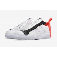 Zapatos Zapatillas bajas Nike Air Force 1 Lunar x Acronym Crimson White/Bright Crimson-Black