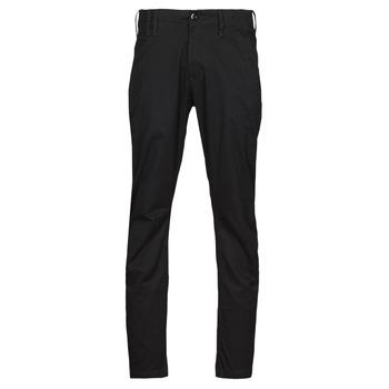 textil Hombre Pantalones chinos G-Star Raw VETAR SLIM CHIN Negro