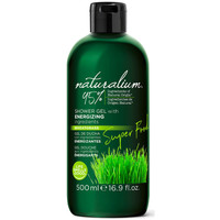 Belleza Productos baño Naturalium Super Food Wheatgrass Energizing Gel De Ducha  500 ml