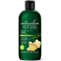 Belleza Productos baño Naturalium Super Food Ginger Toning Gel De Ducha  500 ml