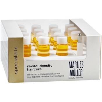 Belleza Mujer Tratamiento capilar Marlies Möller REVITAL DENSITY HAIRCURE TREATMENT 15X6ML Multicolor