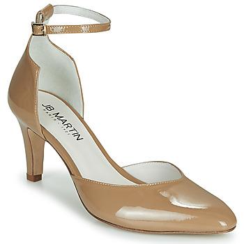 Zapatos Mujer Zapatos de tacón JB Martin NATACHA Polvo