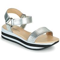 Zapatos Mujer Sandalias JB Martin IMANI Plateado