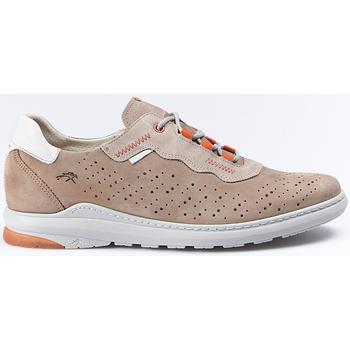 Zapatos Hombre Zapatillas bajas Fluchos Zapatos  F1161 Marmota Marrón