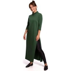 textil Mujer Túnicas Be B163 Túnica con abertura alta - verde limón