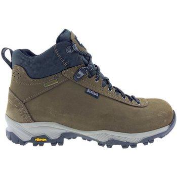 Zapatos Hombre Senderismo Bestard Botas  Hiker Gore-Tex Marrón