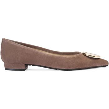 Zapatos Mujer Bailarinas-manoletinas Paco Gil ELISA Beige