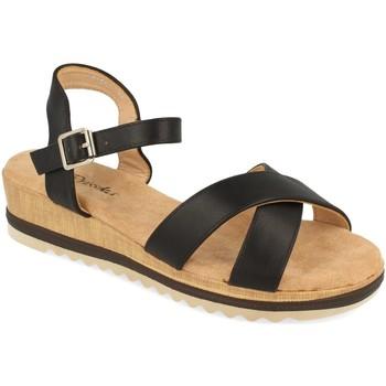 Zapatos Mujer Sandalias Prisska YX8267 Negro