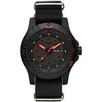 Relojes & Joyas Hombre Relojes analógicos Traser H3 104147, Quartz, 45mm, 20ATM Negro