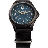 Relojes & Joyas Hombre Relojes analógicos Traser H3 108632, Quartz, 42mm, 10ATM Negro
