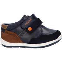 Zapatos Niño Botas de caña baja Mayoral 42152 Azul