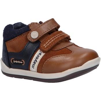 Zapatos Niño Botas de caña baja Mayoral 42156 Marr?n