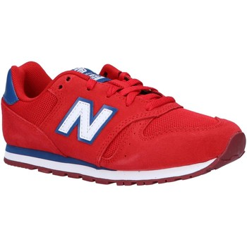 Zapatos Niños Multideporte New Balance YC373SRW Rojo