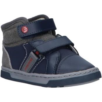 Zapatos Niño Botas de caña baja Mayoral 42170 Azul