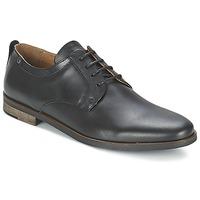 Zapatos Hombre Derbie Schmoove DIRTYDANDY STATION Negro