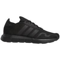 Zapatos Hombre Running / trail adidas Originals Swift Run X Negros