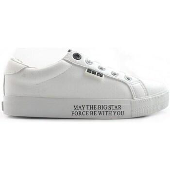 Zapatos Mujer Zapatillas bajas Big Star EE274316 Blanco