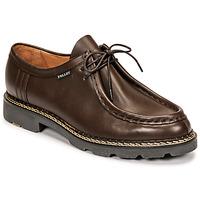 Zapatos Hombre Derbie Pellet Macho Marrón