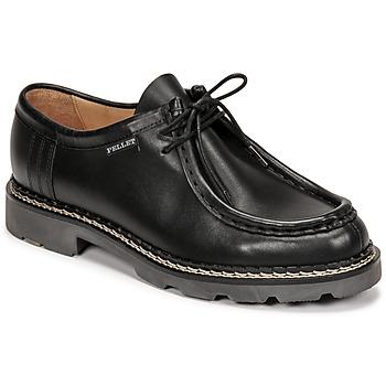 Zapatos Hombre Derbie Pellet Macho Negro