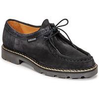 Zapatos Hombre Derbie Pellet Macho Azul