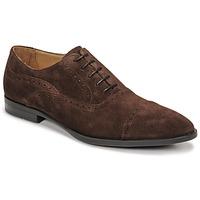 Zapatos Hombre Richelieu Pellet ALEX Marrón