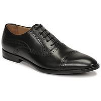Zapatos Hombre Richelieu Pellet ALEX Negro