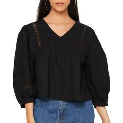 textil Mujer Camisas Jacqueline De Yong  Negro
