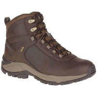 Zapatos Running / trail Merrell VEGO MID LEATHER WP MARRÓN OSCURO J311539C 201 MARRON OSCURO