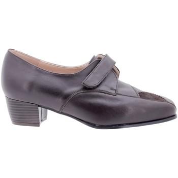 Zapatos Mujer Derbie Gasymar 1102 Marrón