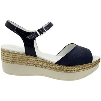 Zapatos Mujer Sandalias Gasymar 1976 Plata