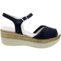 Zapatos Mujer Sandalias Gasymar 1982 Azul