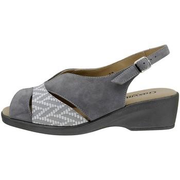 Zapatos Mujer Sandalias Gasymar 2554 Gris
